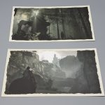 shadow of the colossus ps4 presskit 8 lithografien 4