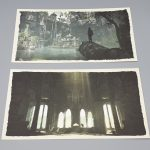 shadow of the colossus ps4 presskit 8 lithografien 8