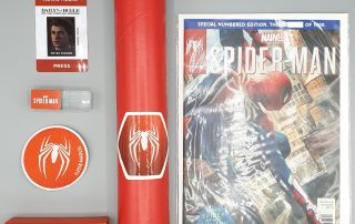 spider man ps4 vip press kit beitragsbild