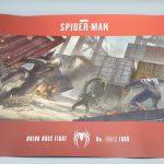 spider man ps4 vip press kit poster