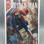 spider man ps4 vip press kit presseheft