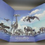 horizon zero dawn press kit ps4 poster