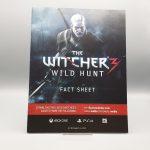 the witcher 3 press kit gamescom 2013 fact sheet
