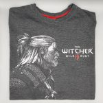 the witcher 3 press kit gamescom 2014 tshirt vorderseite