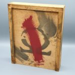 god of war III press kit ps3 holzbox