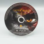 god of war III press kit ps3 spieledisc